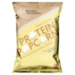 Natural Nutrients Protein Popcorn Sweet Vanilla