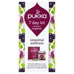 Pukka 7 Day Kit Organic Seasonal Wellness