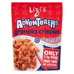 Lizi'S Adventurers Strawberry Granola 400G