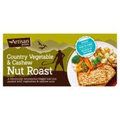 Artisan Grains Country Veg & Cashew Nut Roast
