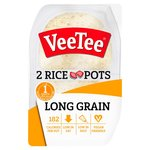 Veetee Long Grain Rice Duo Pots