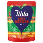 Tilda Microwave Spicy Mexican Basmati Rice