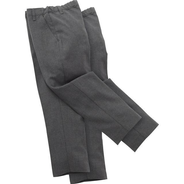 Nutmeg Boys Charcoal Trousers