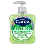 Carex Advanced Clean Citrus Hand Wash