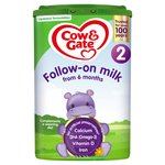 Cow & Gate 2 Follow On Baby Milk Formula