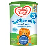 Cow & Gate 3 Growing Up Milk From 1 - 2 Years