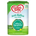 Cow & Gate Anti-Reflux Baby Milk Formula From Birth