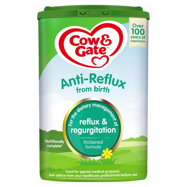 Morrisons Cow Amp Gate Anti Reflux Baby Milk Formula From