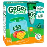 Go Go Squeez Fruit Snack Apple Mango