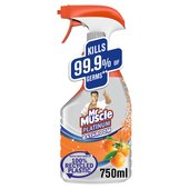 Mr Muscle Platinum Bathroom Mandarin Orange
