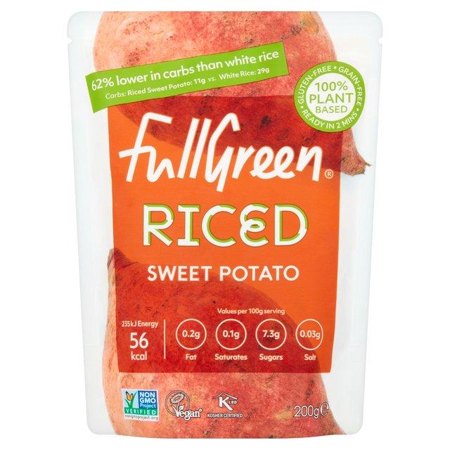 Fullgreen Vegi Rice Sweet Potato