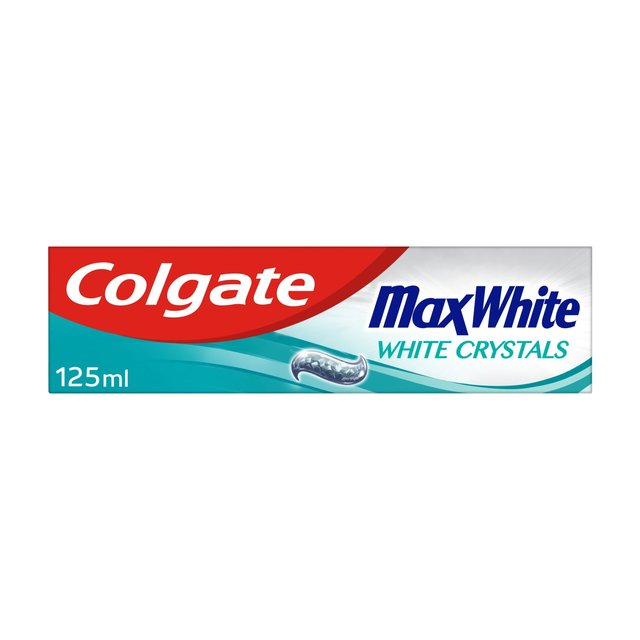 Colgate Max White White Crystals Fluoride Toothpaste