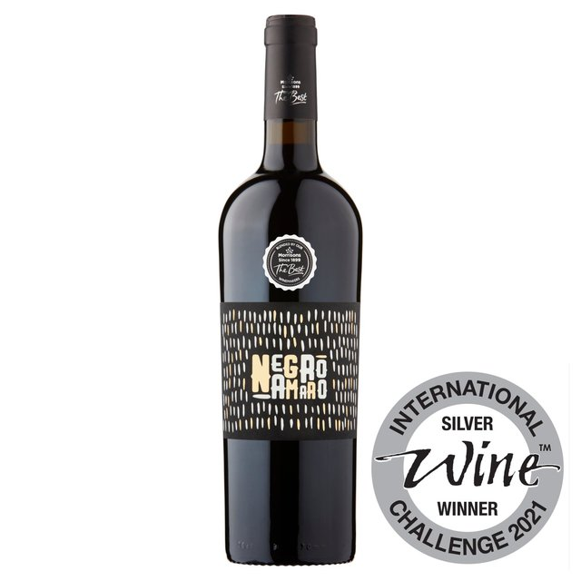 Morrisons The Best Negroamaro