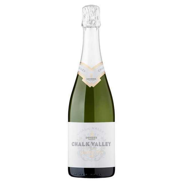 Denbies Chalk Valley Sparkling Wine NV, Surrey, England