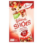 Whitworths Shots Cocoa & Hazelnut