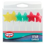 Dr. Oetker 6 Star Candles