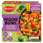 Birds Eye Veggie Bowls Thai Curry With Chickpeas & Sweet Potato