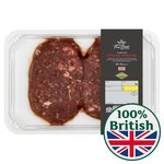 Morrisons The Best Steak Hache Burgers