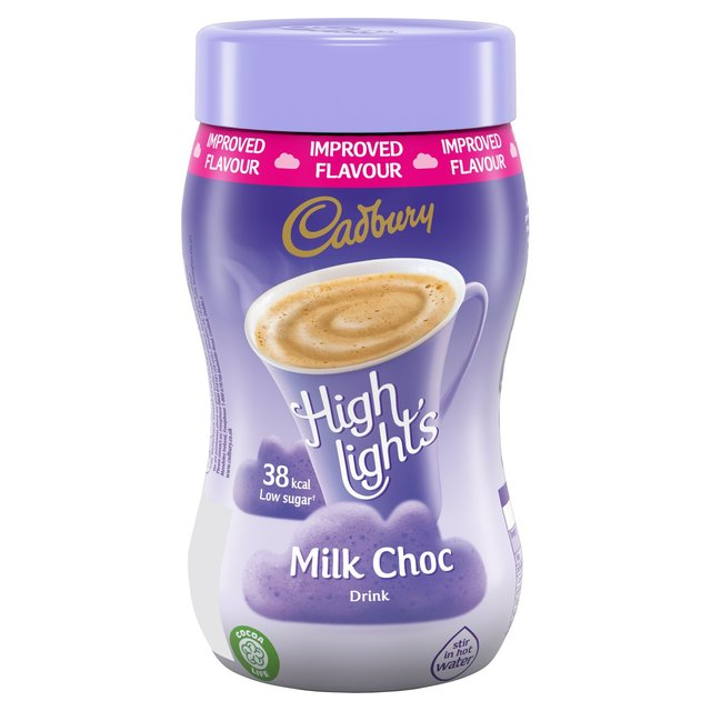 Cadbury Highlights Milk Choc Drink