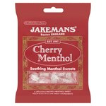 Jakemans Cherry Menthol Soothing Menthol Sweets
