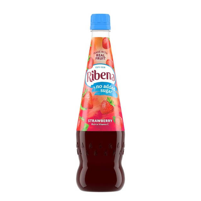 Ribena No Added Sugar Strawberry