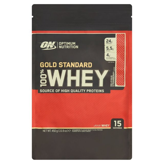 Optimum Nutrition Gold Standard Whey Strawberry
