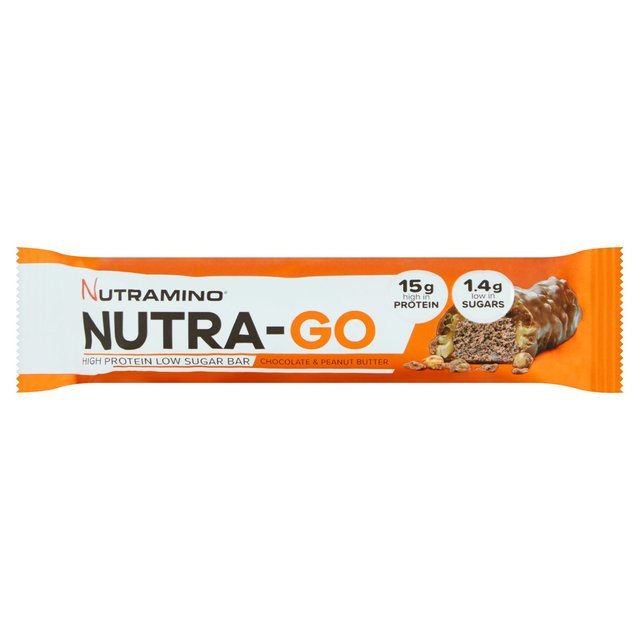 Nutramino Nutra - Go Bar Chocolate & Peanut Butter