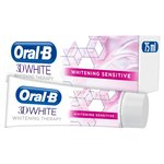 Oral - B 3D White Whitening Therapy Sensitive Toothpaste