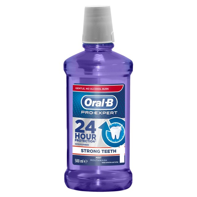 Oral - B Pro - Expert Strong Teeth Mint Mouthwash