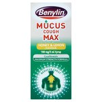 Benylin Mucus Cough Honey & Lemon