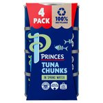 Princes Tuna Chunks In Spring Water