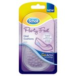 Scholl Party Feet Heel Cushions 1 Pair