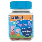Vitabiotics Wellkid Peppa Pig Multi-Vits Soft Jellies