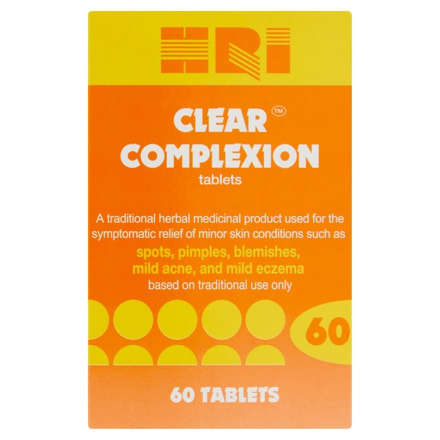 Hri Clear Complexion Tablets