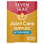 Seven Seas Joint Care Supplex & Turmeric Duo Pack Tablets