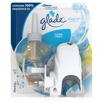 Glade Liquid Electric Holder Clean Linen