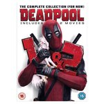 Deadpool 1 & 2 Dvd