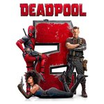 Deadpool 2 Blu - Ray