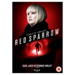 Red Sparrow Dvd