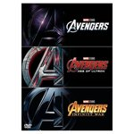 Avengers 3 - Movie Collection Dvd