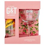 Pink G & T Moment Gift Set Abv 37.5%
