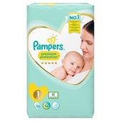 Pampers Premium Protection 1 Nappies