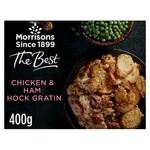 Morrisons The Best Chicken & Ham Hock Gratin