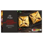 Morrisons The Best Mushroom, Brie & Cranberry Puff Pastry Parcels