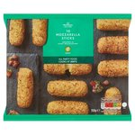 Morrisons Mozzarella Sticks