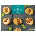 Morrisons 12 Mini Pork & Cranberry Toad In The Holes