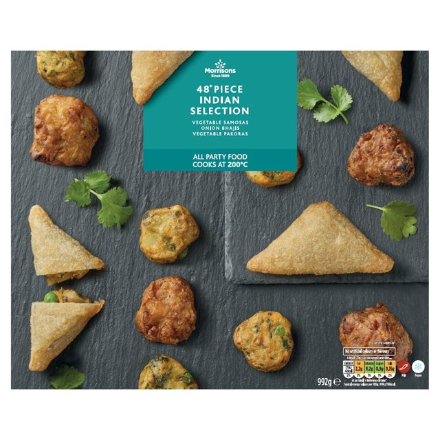 Morrisons Indian Selection Pack