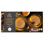 Morrisons The Best Chocolate & Salted Caramel Semi Freddo Desserts
