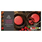 Morrisons The Best Raspberry & Chocolate Macarons Desserts