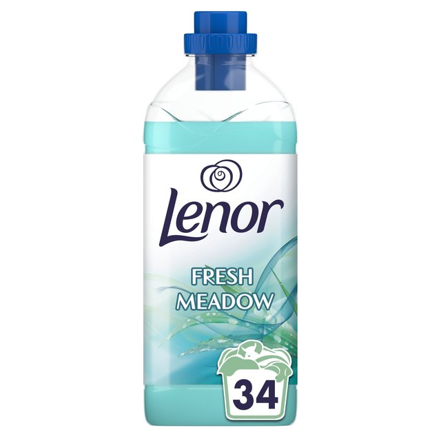 Lenor Fabric Conditioner Fresh Meadow Scent 34 Washes